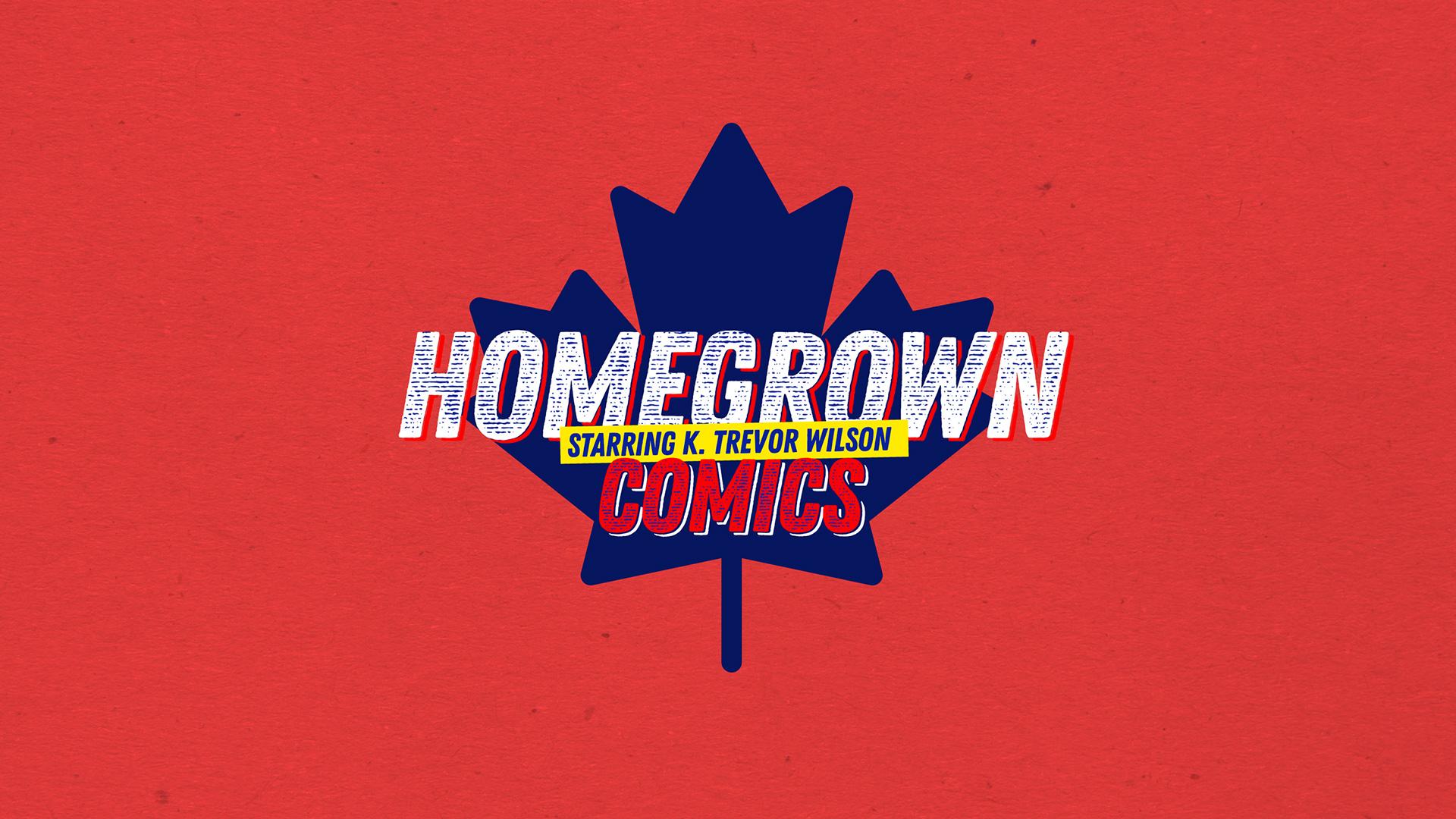 Homegrown Comics